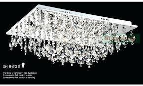 crystal semi flush mount lighting golden finish and stunning crystal globes hang together semi flush