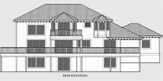 mediterranean house plans luxury house plans 10042
