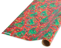 tmnt wrapping paper christmas wrapping paper mutant turtles 20 sq ft