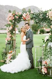 wedding ceremony arch 26 floral wedding arches decorating ideas deer pearl flowers