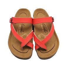 Jual Sandal Carvil Di Makassar original carvil footbed khanza sandal wanita 06 toko baju aisyah