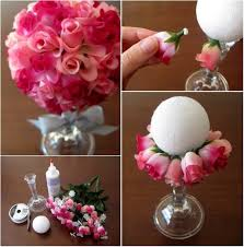 diy bouquet pretty flower bouquet diy alldaychic