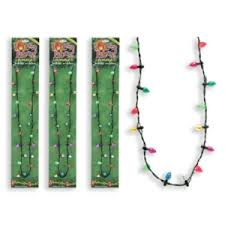 christmas light necklace fireworks gallery special occasion christmas