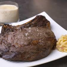 une normande en cuisine recette côte de bœuf normande au grill sauce au cidre crémée