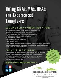 peace at home caregivers in home care serving ottawa and