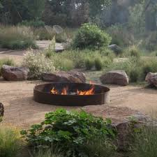fire pit sand how to choose install and style a fire pit