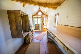 Molecule Tiny House by Tiny House Interior Walls Crowdbuild For