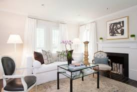 Gold Living Room Curtains Adorable Living Room Curtains And Drapes Using White Drapery