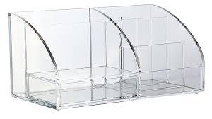 clear acrylic desk organizer clear acrylic desk organiser