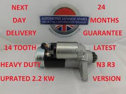 nissan micra starter motor rx8 heavy duty starter motor autojap spares