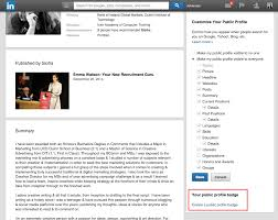 Resume Samples With Linkedin Url by How To Add A Linkedin Button To Your Gmail Signature