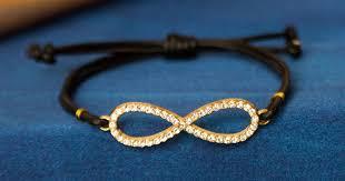 black leather love bracelet images Julie miles opal collection infinity love brass black leather jpg