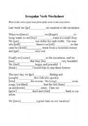 english teaching worksheets verbs