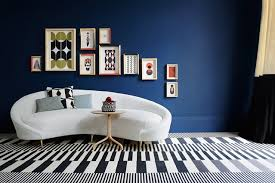 what color compliments navy blue blue living room design ideas