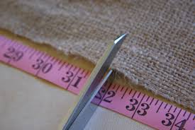 Diy Burlap Curtains How To Make Burlap Cafe Curtains Guest Post U2022 The Prairie Homestead