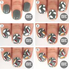 step by step thanksgiving nail art tutorials for learners 2016