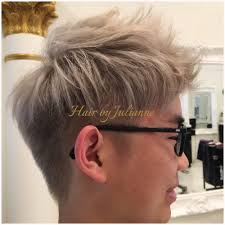 men u0027s haircut u0026 ash blonde hair color yelp