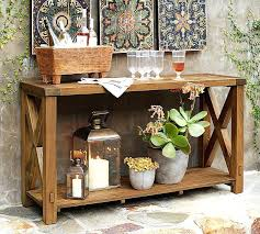 sofa table with wine rack wine console table outdoor console table wine rack console table w