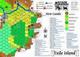 Dnd Maps Elfmaids U0026 Octopi Osr Dnd Settings Why I Made Exile Island