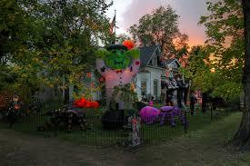 Great Outdoor Halloween Decorations by Outdoor Halloween Decorations 9 Spooktacular Ideas