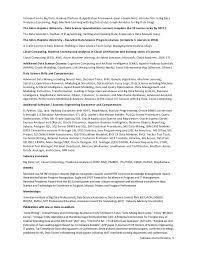 Machine Learning Resume Subhasis Datta Chief Data Scientist And Technical Director Resume U2026