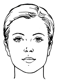 makeup school near me blanco facecharts to create makeup looks on paper great for