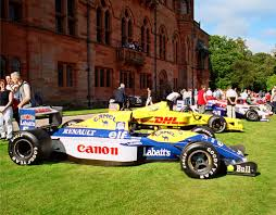 vintage renault cars panoramio photo of williams renault fw14b f1 racing car