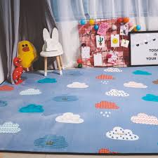 Livingroom Cartoon Aliexpress Com Buy Color Cartoon Rectangle Shape Carpet