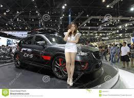 mazda motor mazda cx 5 display in thailand international motor expo 2013