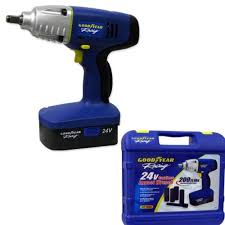 best black friday deals on impact wrenches goodyear 24v cordless impact wrench 9343447 pep boys
