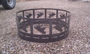 custom fire rings images Fire pit rings jpg