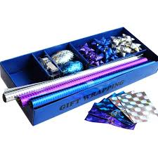 holographic gift wrap holographic gift wrap pack bright ideas crafts