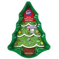 D Christmas Tree Cake - 3 d christmas tree cake mold 8 x 5 1 2 in the uae see prices