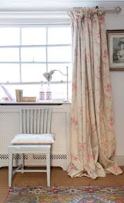 Vintage Drapery Fabric Best 25 Vintage Curtains Ideas On Pinterest Burlap Kitchen