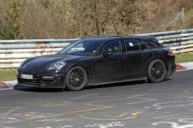 roll royce wraith rick ross 2018 porsche panamera shooting brake latest spy shots gtspirit