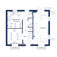 typical house floor plan dimensions