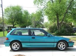 1991 honda civic si hatchback 1991 honda civic si turbo 4 400 or best offer 100055062