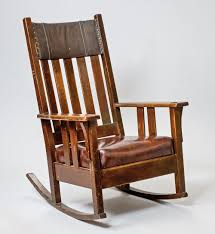 Rocking Chair George Jones Fish Tails And Other Tales Seating Furniture From The New