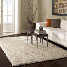 Round Area Rugs Contemporary by Floors U0026 Rugs Wonderfull White Furry 8x10 Area Rugs For Modern