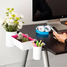 Organizatoin Hacks Desk Paper Scissors 44 Office Organization Hacks Brit Co