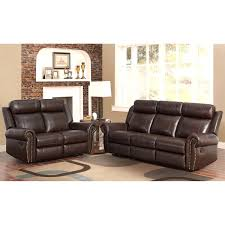 Leather Reclining Sofas And Loveseats by Recliners Costco