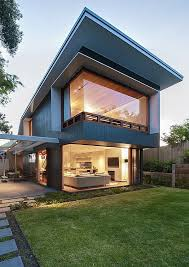 glass roof house chic sydney house extends its living area with a cool glass roofed