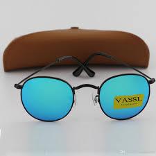 dhl ship designer vassl fashion womens black frame green flash