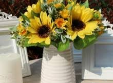 sunflower wedding decorations sunflower wedding decorating ideas one decor