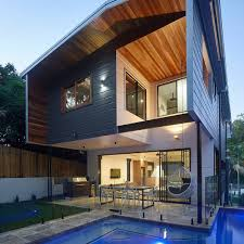 exterior home design instagram pool and pool fence design detail pinterest wood cladding