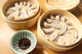 cuisine asiatique vapeur raviolis aux crevettes à la vapeur ha kao 蒸虾饺 la