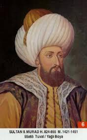 Mehmet Ottoman Sultan Ii Murad Han Babasi çelebi Sultan Mehmet Annesi
