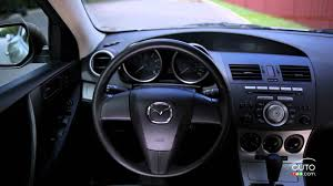 mazda interior 2010 2011 mazda3 gx youtube