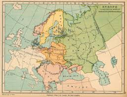 Europe And Russia Map by Russian Government And Politics By Eric Shiraev Maps