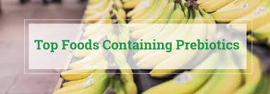 prebiotic foods top 10 foods containing prebiotics prebiotin